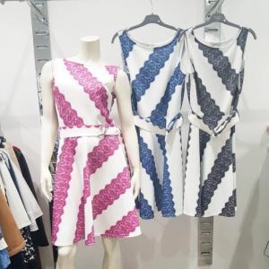 FAS fille a suivre no.58-59-60 フランス製 パリ ノースリーブワンピース 大きいサイズ有 2020年 新作|mcb-apparel