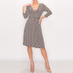 JANETTE ジャネット JANE-50 LA ジャージーワンピース 七分袖 2020新作 mcb-apparel