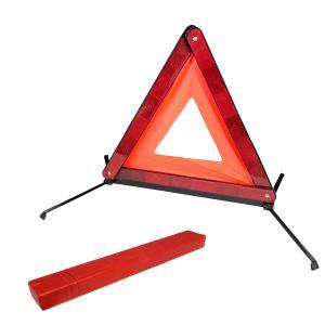 送料無料 三角反射板 停止版 事故の際の緊急停車時に 車用 収納ケース付き 三角停止表示板