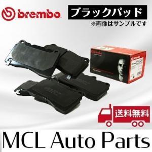 brembo ブラックパッド リアブレーキパッド ベンツ Eクラス クーペ W124 300CE 2...