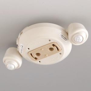 ELPA(エルパ) センサー付器具用アダプター 人感センサー+明暗センサー SA-K01AJB