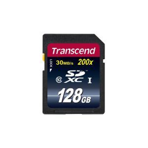 トランセンド(Transcend) SDXCカード 128GB Class10 TS128GSDXC10|mcodirect