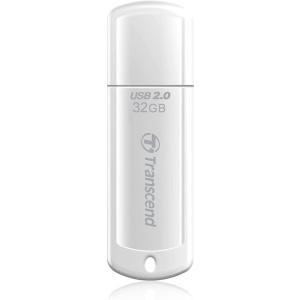 トランセンド(Transcend) JetFlash USBメモリ 370シリーズ 32GB ホワイト TS32GJF370|mcodirect