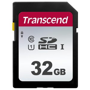 トランセンド(Transcend) 32GB UHS-I U1 SDHCカード TS32GSDC30...