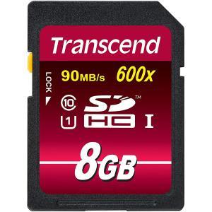 【正規販売店】トランセンド(Transcend) SDHCカード 8GB Class10 TS8GSDHC10U1