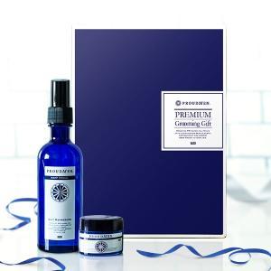 プレゼントギフト 誕生日 送料無料 香水 メンズ コスメ PROUDMEN プラウドメン グルーミングバーム + スーツリフレッシャー グルーミング シトラス ギフトセット