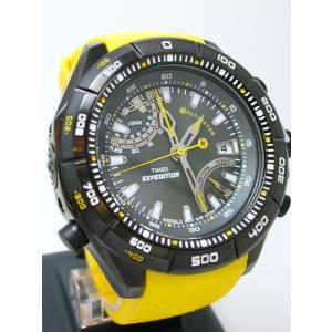送料無料!♪TIMEX(タイメックス) メンズ腕時計 エクスペディション E-アルティメーター 【T49796】(正規品)|mcoy