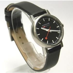 【7年保証】モンディーン腕時計 エヴォ レディース 女性用 〔A658.30301.14SBB-N〕 (国内正規品)|mcoy