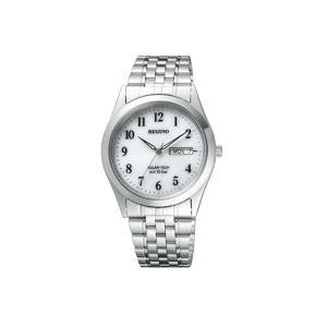 【7年保証】シチズン メンズ 男性用腕時計 レグノ  ソーラーテック腕時計 【RS25-0051B】(国内正規品) mcoy