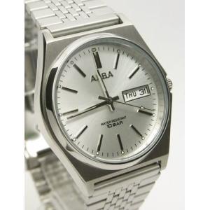 【7年保証】セイコー(SEIKO)アルバ メンズ 男性用腕時計 【AIGT003】(国内正規品)|mcoy