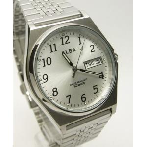 【7年保証】セイコー(SEIKO)アルバ メンズ 男性用腕時計 【AIGT004】(国内正規品)|mcoy