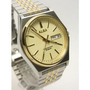 【7年保証】セイコー(SEIKO)アルバ メンズ 男性用腕時計 【AIGT001】(国内正規品)|mcoy
