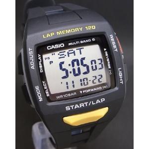 カシオ PHYS メンズソーラー電波腕時計 【STW-1000-1JF】(正規品)|mcoy