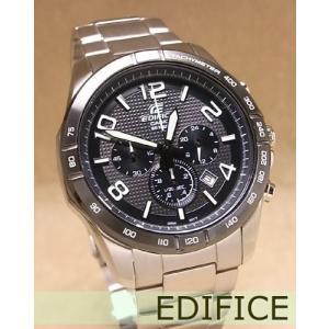 【7年保証】カシオ メンズ 男性用腕時計 EDIFICE! 多機能クロノグラフ 【EFR-516DJ-1A7JF】(国内正規品)|mcoy