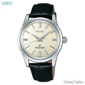 【7年保証】グランドセイコー 旧ロゴ メンズ腕時計 メカニカル(手巻き) 品番:SBGW031 国内正規品 拭き布(クロス)付|mcoy