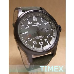 【7年保証】TIMEX(タイメックス)メンズ 男性用腕時計 エクスペディション ミリタリーフィールド 【T49877】国内正規品)|mcoy