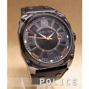 送料無料!♪ポリス(POLICE)メンズ腕時計 【13405JSUB-02A】(正規品)|mcoy