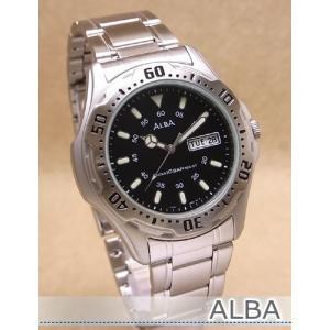 【7年保証】セイコー(SEIKO) アルバ メンズ 男性用腕時計 【APBU013】(国内正規品)|mcoy