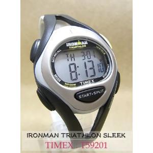 TIMEX(タイメックス) アイアンマン トライアスロン スリーク ミッドサイズ腕時計 50ラップ  【T59201】(正規品)|mcoy