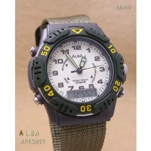 【7年保証】セイコー(SEIKO)アルバ メンズ 男性用腕時計 【APEQ057】(国内正規品)|mcoy