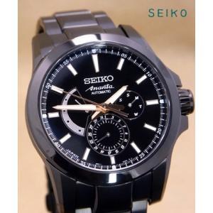 【7年保証】セイコーブライツ アナンタ(Ananta) メンズ 男性用 メカニカル(オートマチック)腕時計 【SAEC017】(国内正規品)|mcoy