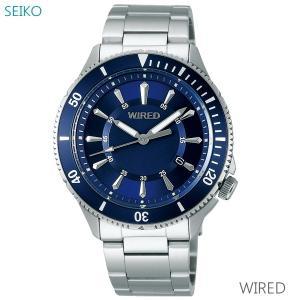 メンズ 腕時計 7年保証 セイコー ワイアード AGAJ402 正規品 SEIKO WIRED|mcoy