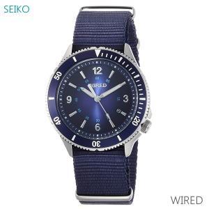 メンズ 腕時計 7年保証 セイコー ワイアード AGAJ404 正規品 SEIKO WIRED|mcoy
