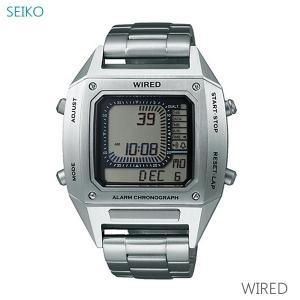 メンズ 腕時計 7年保証 セイコー ワイアード Featuring BEAMS AGAM401 正規品 SEIKO WIRED|mcoy