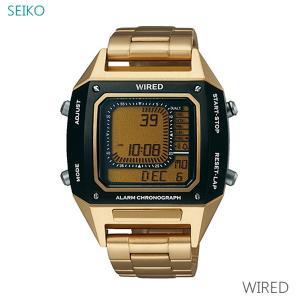 メンズ 腕時計 7年保証 セイコー ワイアード Featuring BEAMS AGAM402 正規品 SEIKO WIRED|mcoy