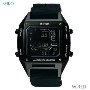 メンズ 腕時計 7年保証 セイコー ワイアード Featuring BEAMS AGAM404 正規品 SEIKO WIRED|mcoy