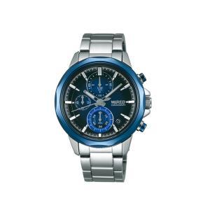 【7年保証】セイコーワイアード 男性用腕時計 WIRED 品番:AGAT409|mcoy