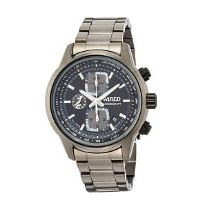 【7年保証】セイコー メンズ ワイアード クロノグラフ腕時計 男性用 品番:AGAV113|mcoy