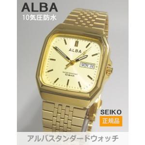 【7年保証】セイコー(SEIKO)アルバ メンズ 男性用腕時計 【AIGT012】(国内正規品)|mcoy