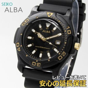 【7年保証】 セイコー アルバ メンズ腕時計 【APAW023】 (正規品) ALBA スポーツタイプ|mcoy