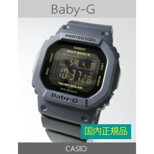 【7年保証】カシオ ベビーG 電波ソーラー レディース 女性用  腕時計 【BGD-5000-2JF】 (国内正規品) CASIO BABY-G mcoy