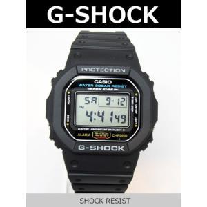 【7年保証】カシオ G-SHOCK 1987年に発売された初代5600が1996年にELバックライト付きで復刻 メンズ 男性用 腕時計 【DW-5600E-1】 (国内正規品)|mcoy