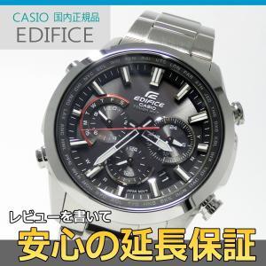 【7年保証】カシオ エディフィス メンズ ソーラー電波腕時計 男性用 品番:EQW-T650D-1AJF|mcoy