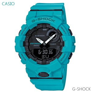 メンズ 腕時計 7年保証 CASIO G-SHOCK ジー・スクワッド GBA-800-2A2JF 正規品 G-SQUAD|mcoy
