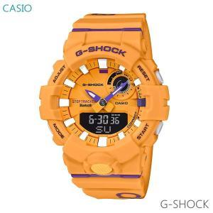メンズ 腕時計 7年保証 カシオ G-SHOCK G-SQUAD GBA-800DG-9AJF 正規品 Dagger 3|mcoy