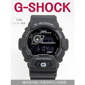 【7年保証】カシオ G-SHOCK  ソーラー電波 メンズ 男性用 腕時計 【GW-8900A-1JF】 (国内正規品)|mcoy