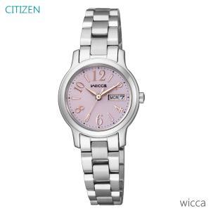 レディース 腕時計 7年保証 シチズン ウィッカ ソーラー KH3-410-91 正規品 CITIZEN wicca|mcoy
