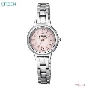 レディース 腕時計 7年保証 シチズン ウィッカ ソーラー KH9-914-91 正規品 CITIZEN wicca|mcoy