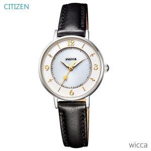 レディース 腕時計 7年保証 シチズン ウィッカ ソーラー KP3-465-10 正規品 CITIZEN wicca|mcoy