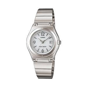 【7年保証】カシオ(CASIO) レディース 女性用  ソーラー電波腕時計 WAVE CEPTOR【LWQ-10DJ-7A1JF】 (国内正規品)|mcoy