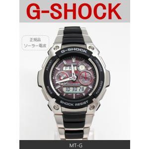 【7年保証】送料無料!G-SHOCK メンズ 男性用ソーラー電波腕時計 メタルコンポジットモデル【MTG-1500-1AJF】 (国内正規品)|mcoy