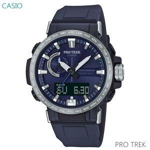 メンズ 腕時計 CASIO プロトレック クライマーライン ソーラー 電波 PRW-60-2AJF 正規品 PRO TREK Climber Line|mcoy
