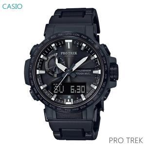 メンズ 腕時計 7年保証 送料無料 カシオ プロトレック クライマーライン ソーラー 電波 PRW-60FC-1AJF 正規品 PRO TREK|mcoy