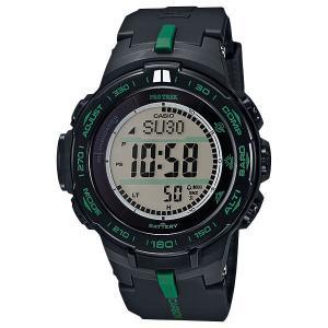 【7年保証】カシオ PROTREK メンズ 男性用ソーラー電波腕時計 【PRW-S3100-1JF】(国内正規品)|mcoy