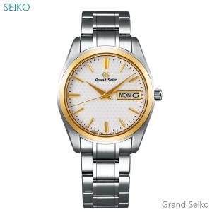 メンズ 腕時計 7年保証 送料無料 グランドセイコー 9Fクオーツ SBGT238 正規品 Grand Seiko Heritage Collection|mcoy
