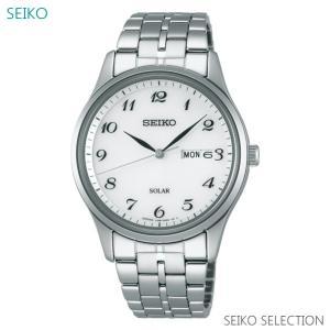 メンズ 腕時計 7年保証 セイコー ソーラー SBPX067 正規品 mcoy